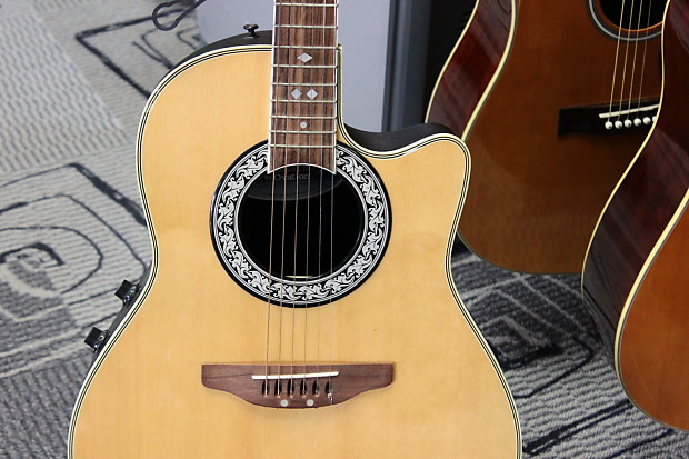 Ovation Celebrity CC68 Acoustic Electric Guitar | eBay