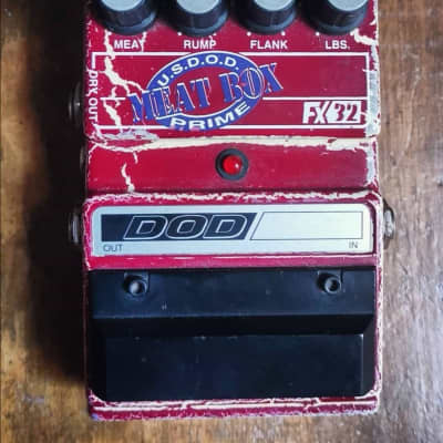 DOD FX32 Meatbox Subsynth for sale