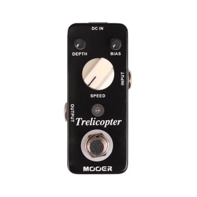 Mooer Trelicopter Optical Tremolo
