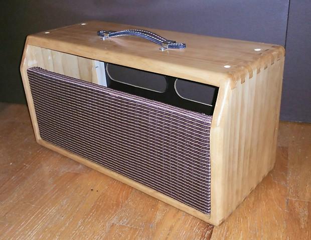 Fender Princeton Reverb Custom Head Cabinet | Reverb