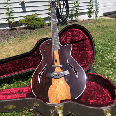 Taylor T5z Custom Cocobolo 2015 Cocobolo/White for sale