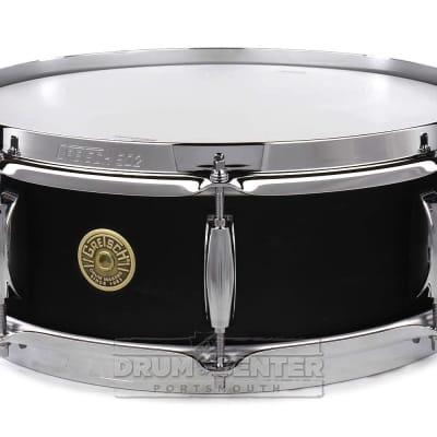 Gretsch Broadkaster Snare Drum 14x5 8-Lug Satin Ebony
