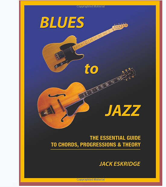 Hal Leonard Blues To Jazz The Essential Guide To Chords Reverb