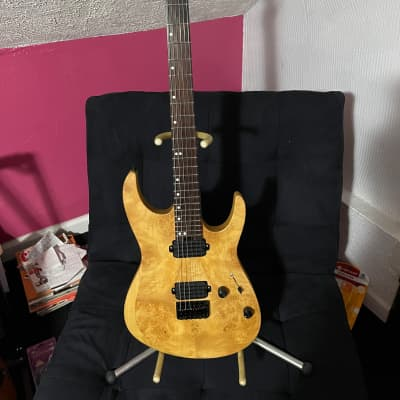 Eart Rock guitar 2020 Natural for sale