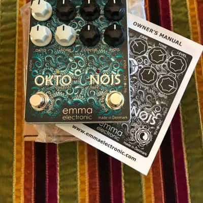 EMMA Electronic ON-1 Okto-Nojs Octave Fuzz