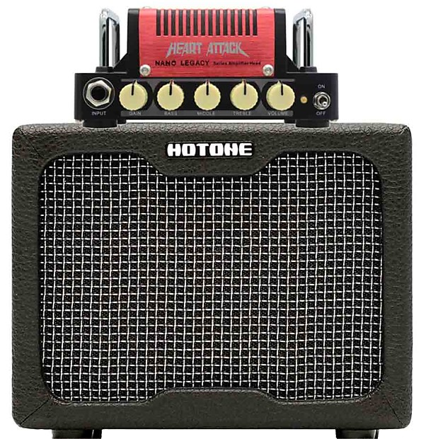Hot One Heart Attack Mini Amp And Nano Legacy Cabinet With Free Speaker  Cable