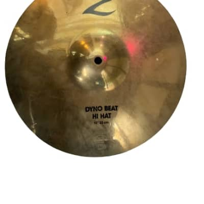 "Zildjian 13"" K-Series + A Dyno Beat Hi-hat"