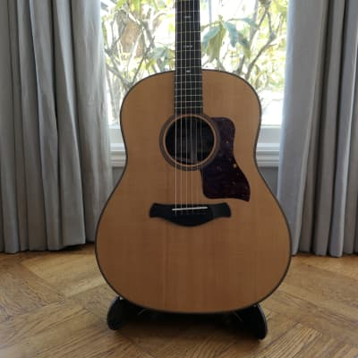 Taylor 717 Builder's Edition with L.R. Baggs Lyric Pick-up