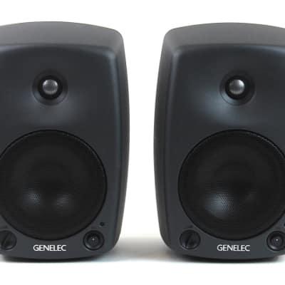 "Genelec 8030A 5"" Powered Nearfield Studio Monitor (Pair)"