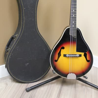 COMO  HMD6 8-Strings Mandolin w/Case for sale