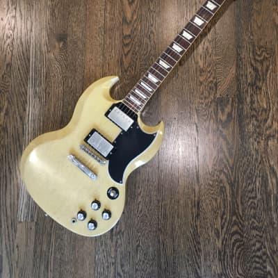Gibson Gibson SG Standard custom shop 2010 TV Yellow for sale