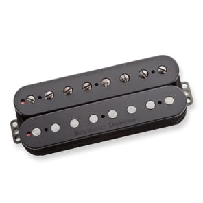 Seymour Duncan Sentient 8-String Passive Mount Humbucker Neck Position Black Cover