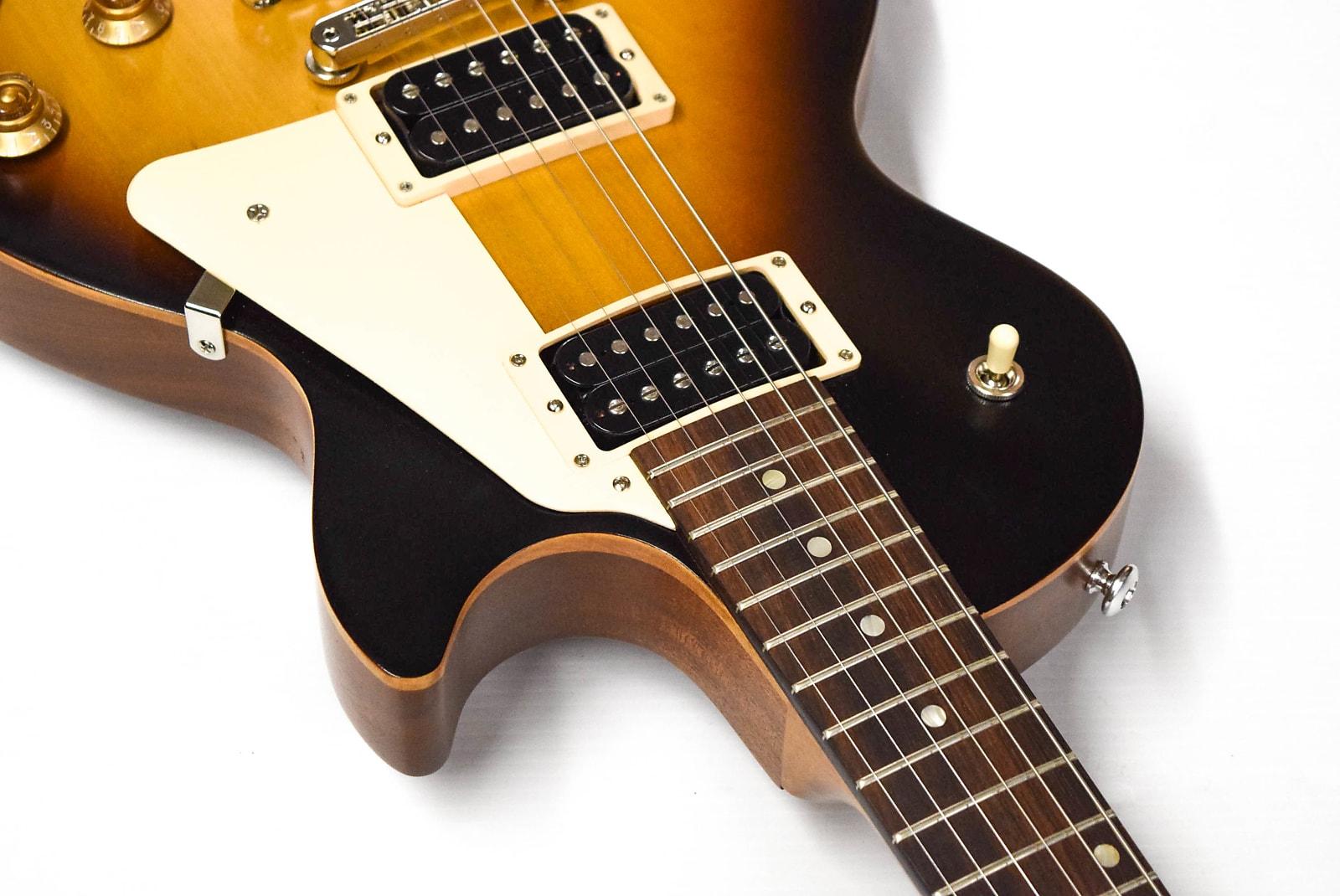 08c320bba45e4 ... Gibson Les Paul Studio Tribute 2019 Satin Tobacco Burst ...
