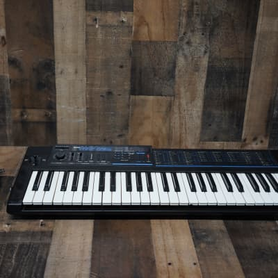 Korg Poly-800 MKII 49 Key Polyphonic Synthesizer Synth 1980s W/ Power Adapter