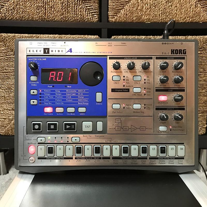 Korg Electribe EA-1 Analog Modeling Synthesizer