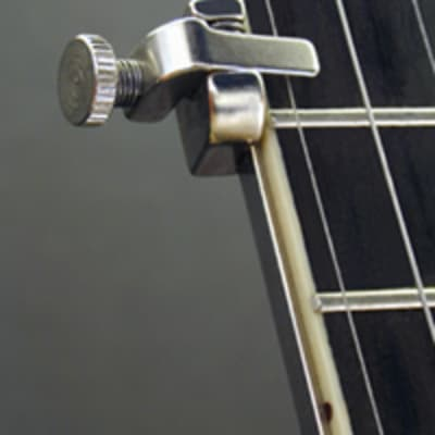 Shubb Fifth String Capo - Nickel for sale
