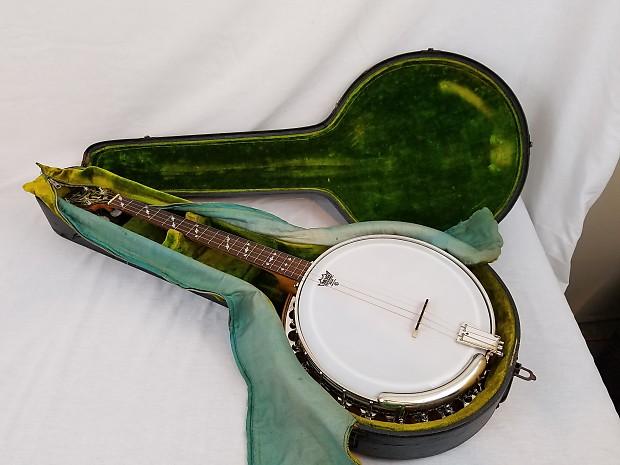 Paramount Style A Irish Tenor Banjo | Irish Banjo USA