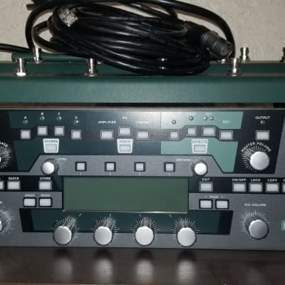 Kemper Amps Kemper Rack and Remote  2017 Army Green for sale