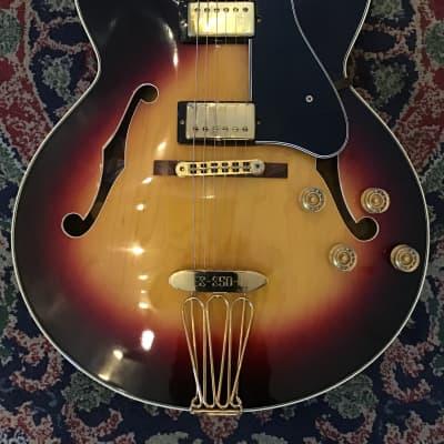 Gibson ES-350T 1978 Sunburst for sale