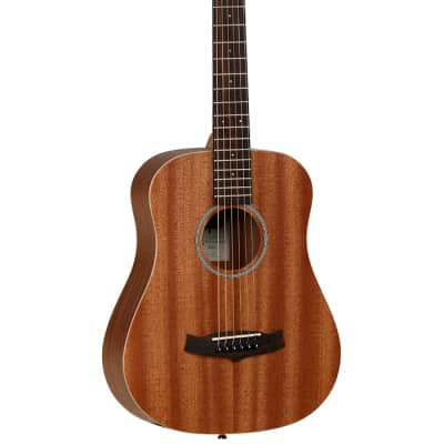 Tanglewood TW2T Winterleaf Mahogany Travel-Size Acoustic Guitar