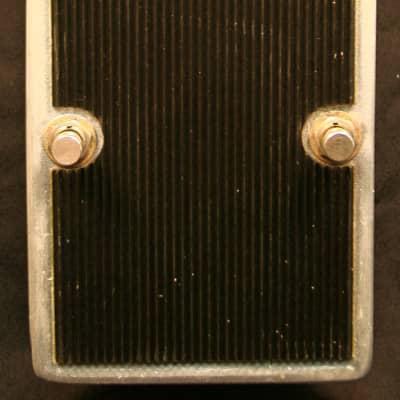 Vintage Fender Fuzz Wah 1970's w/ original manual / warranty card
