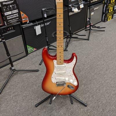 Fender American Standard 2002 Sienna Sunburst for sale