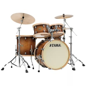 "Tama S.L.P. Series Studio Maple Kit 10/12/16/22"" 4pc Shell Pack"