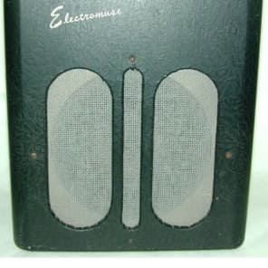 Electromuse Amplfier dark green for sale