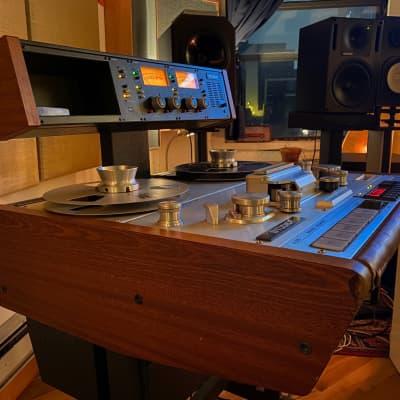 "Studer A820 Master Recorder 1/2"" 2-Track Tape Machine 1989 Standard"