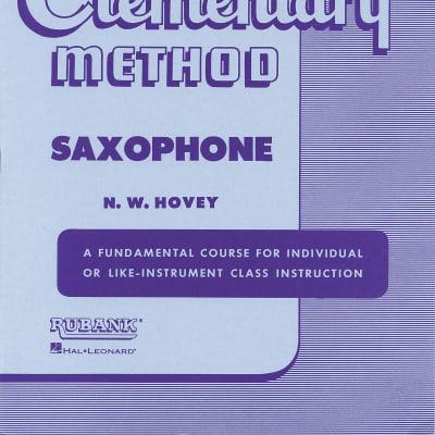 Rubank Elementary Method, Alto Saxophone