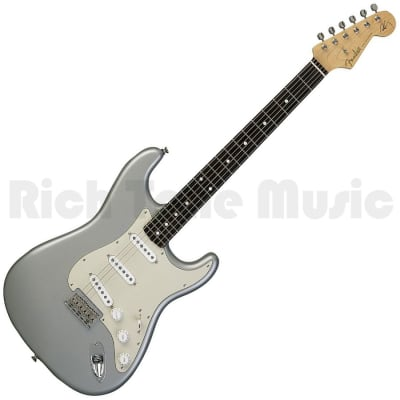 Fender Robert Cray Stratocaster RW Inca Silver for sale