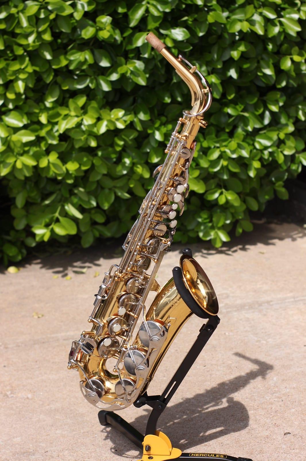 Yamaha - Used YAS-26 Alto Saxophone with Selmer C* Mouthpiece - Free  Shipping!