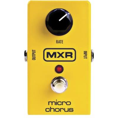 Dunlop MXR M148 Micro Chorus Guitar Effects Pedal