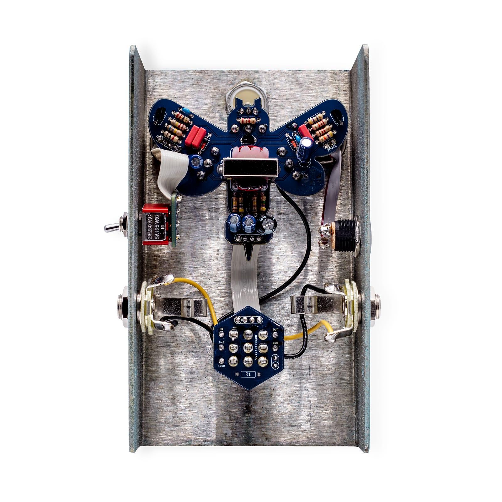 Beetronics Octahive High Octave Fuzz Effects Pedal
