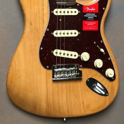 Fender Limited Edition Lightweight Ash American Professional Stratocaster® for sale