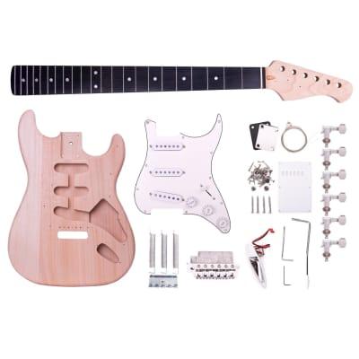 Artist STDIY Do it Yourself Guitar Kit for sale