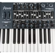 Arturia MiniBrute Analog Monophonic Synthesizer Control Voltage CV Gate