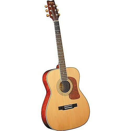 washburn heritage f11s folk body acoustic guitar brand reverb. Black Bedroom Furniture Sets. Home Design Ideas