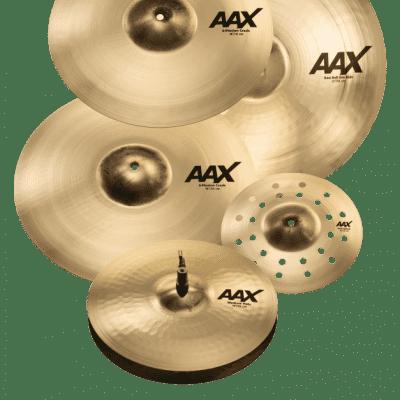 Sabian 25005XC-PWB AAX Praise and Worship Cymbal Pack