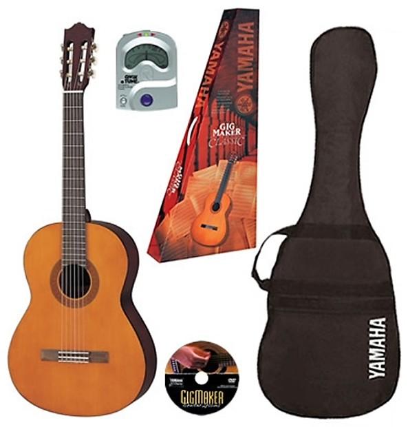 yamaha gigmaker classical guitar pack fretworks reverb. Black Bedroom Furniture Sets. Home Design Ideas