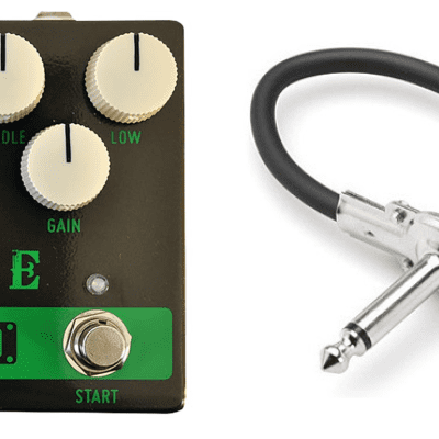 New Tone City T35 Model E Overdrive Distorion Guitar Effects Pedal
