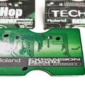 Roland SR-JV80-98 Experience II Board
