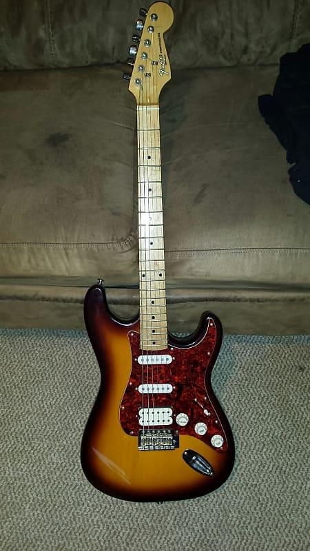 Fender Standard Stratocaster 2006 2017 Reverb >> Fender Standard Stratocaster 2006 2017