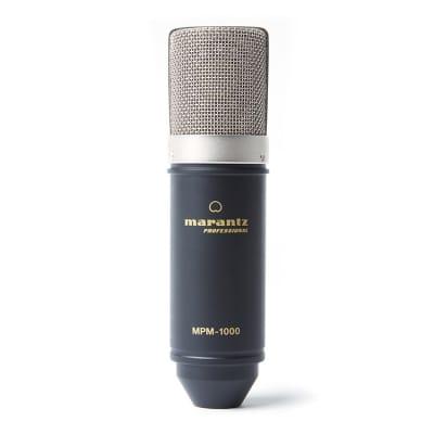 Marantz Pro MPM-1000 Large Diaphragm Condenser Microphone