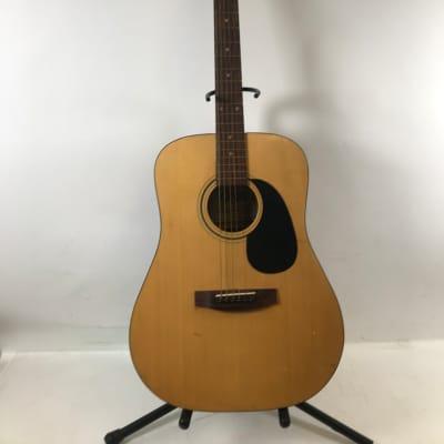 Vintage Goya G-300 Dreadnought Acoustic Guitar for sale