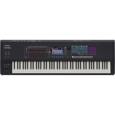 Roland FANTOM-8 88-Note Workstation Keyboard
