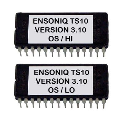 Ensoniq TS-10 Version 3.10 EPROM Firmware Upgrade Update OS for TS10