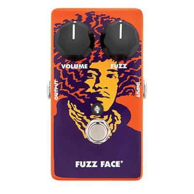 Dunlop JHM1 Jimi Hendrix Signature 70th Anniversary Fuzz Face