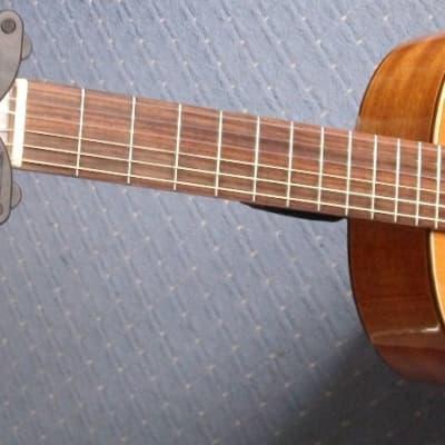 DUKE Konzert C Klassische Classical Gitarre Guitar Konzertgitarre Vollmassiv Hanika for sale