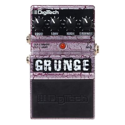 Pedal DigiTech Grunge Distortion